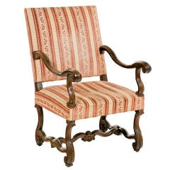 Large Spanish Arm Chair