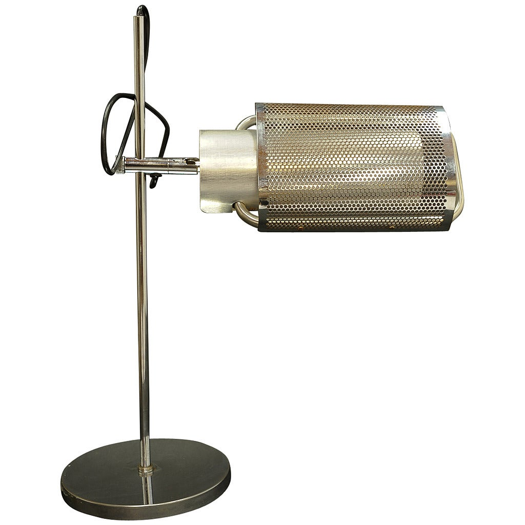 George Nelson Eyeshade Desk Lamp At 1stdibs