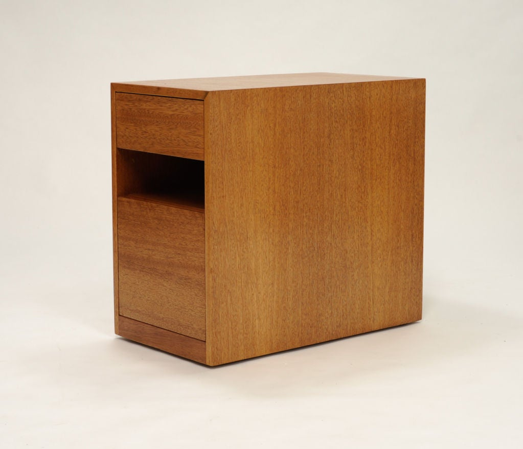 Paul Laszlo Desk and Matching File Cabinet 6