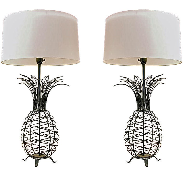 pineapple lamps for gottschalk 1 - Pineapple Lamp