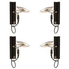 Arteluce High Tech Wall Sconces