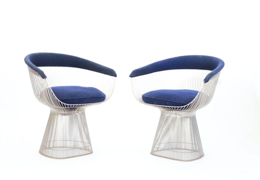 Warren Platner For Knoll Dining Chair At 1stdibs
