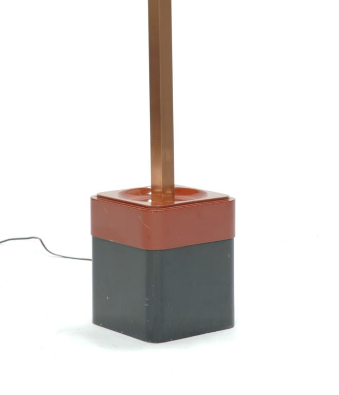 Rare Paul Laszlo Inc Custom Floor Lamp for the Finer Residence 7