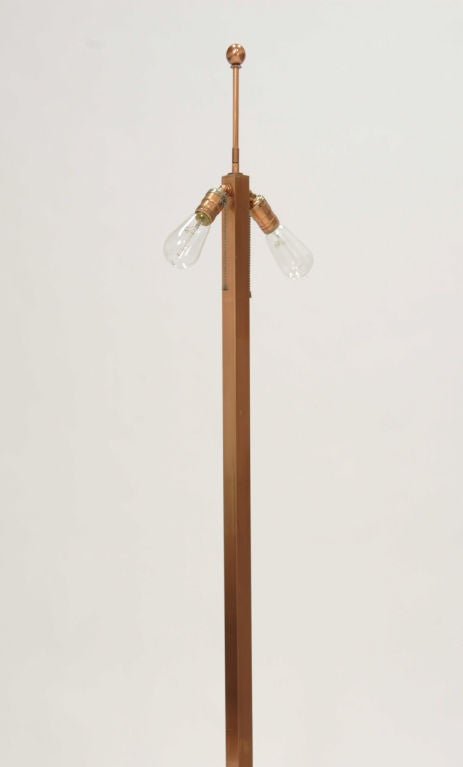 Rare Paul Laszlo Inc Custom Floor Lamp for the Finer Residence 8
