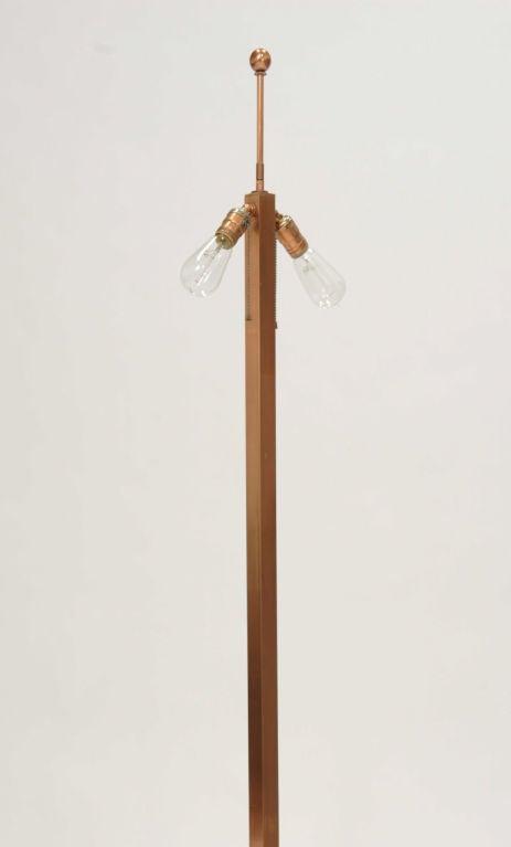 Rare Paul Laszlo Inc Custom Floor Lamp for the Finer Residence For Sale 3