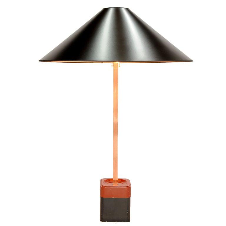 Rare Paul Laszlo Inc Custom Floor Lamp for the Finer Residence For Sale