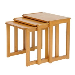 Paul Laszlo Nesting Side Tables