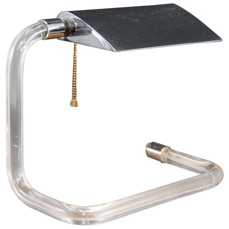 Peter Hamburger Desk Lamp for Knoll International