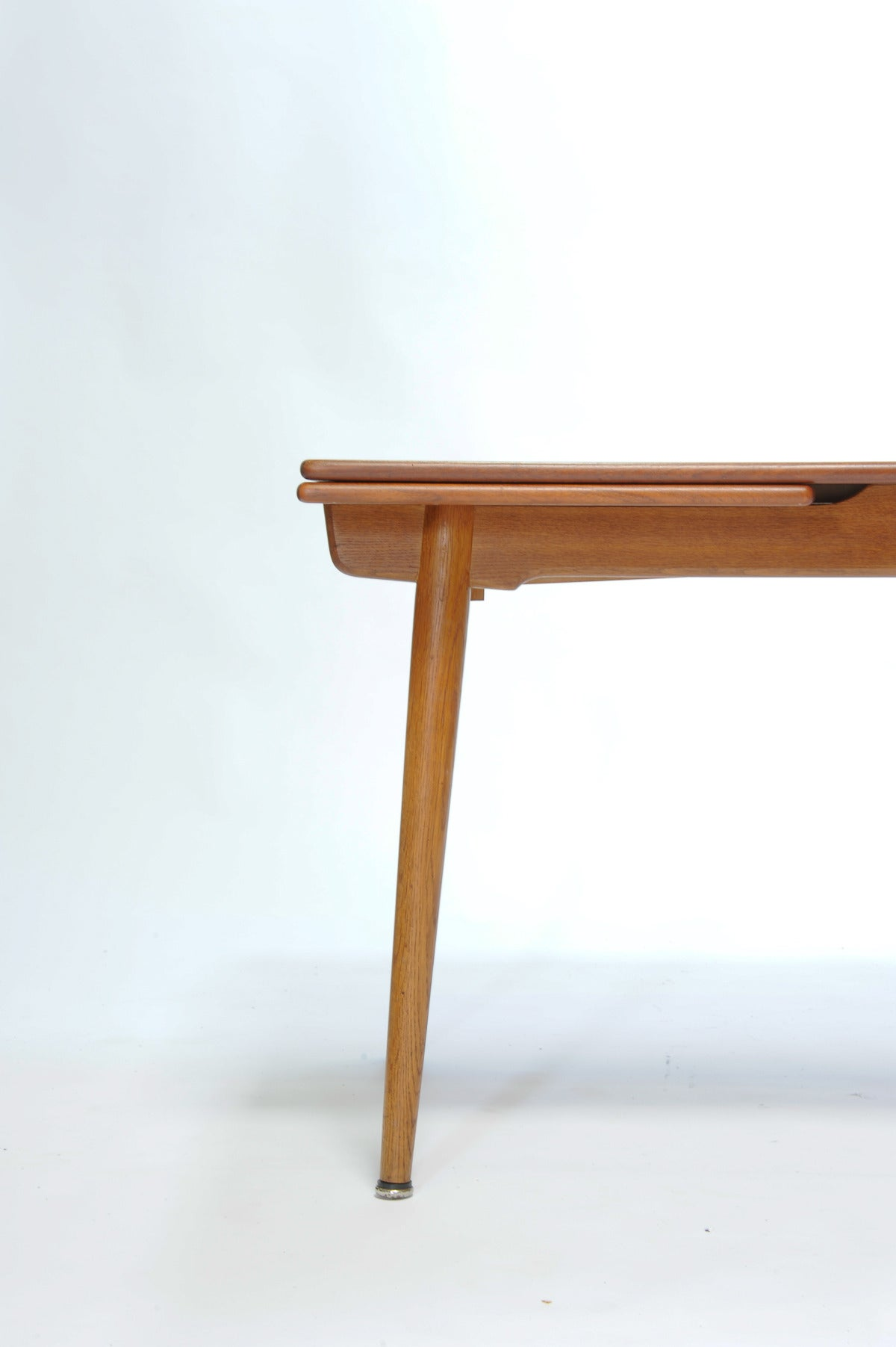 Hans wegner at312 dining table for andreas tuck for sale Andreas furniture