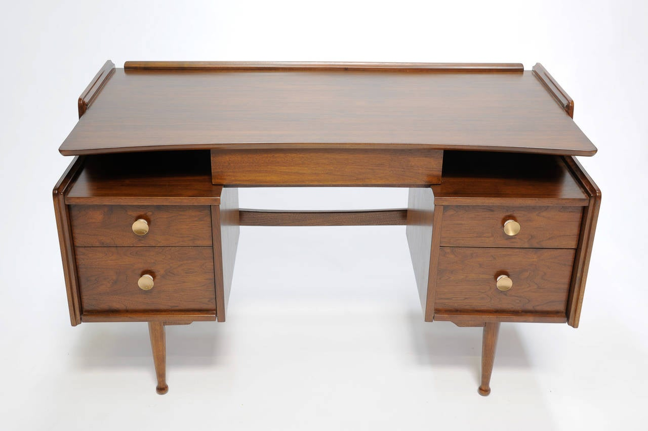 Modern floating top desk by hooker for sale at 1stdibs for Floating desk for sale