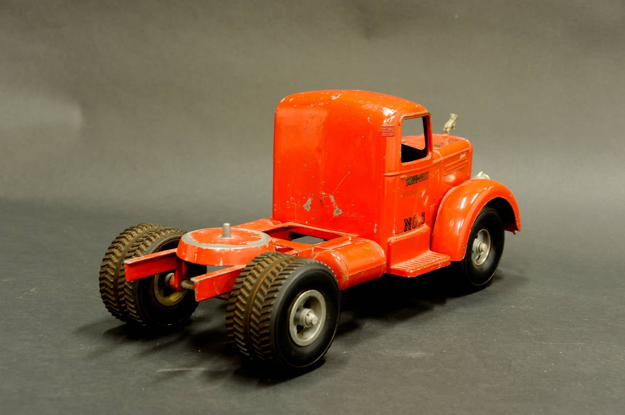 Smith Miller Fire Engine No 3 Ladder Truck Model At 1stdibs