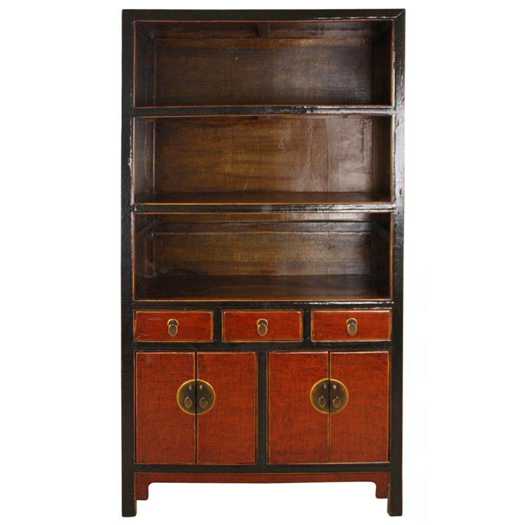 Asian Bookcase 16