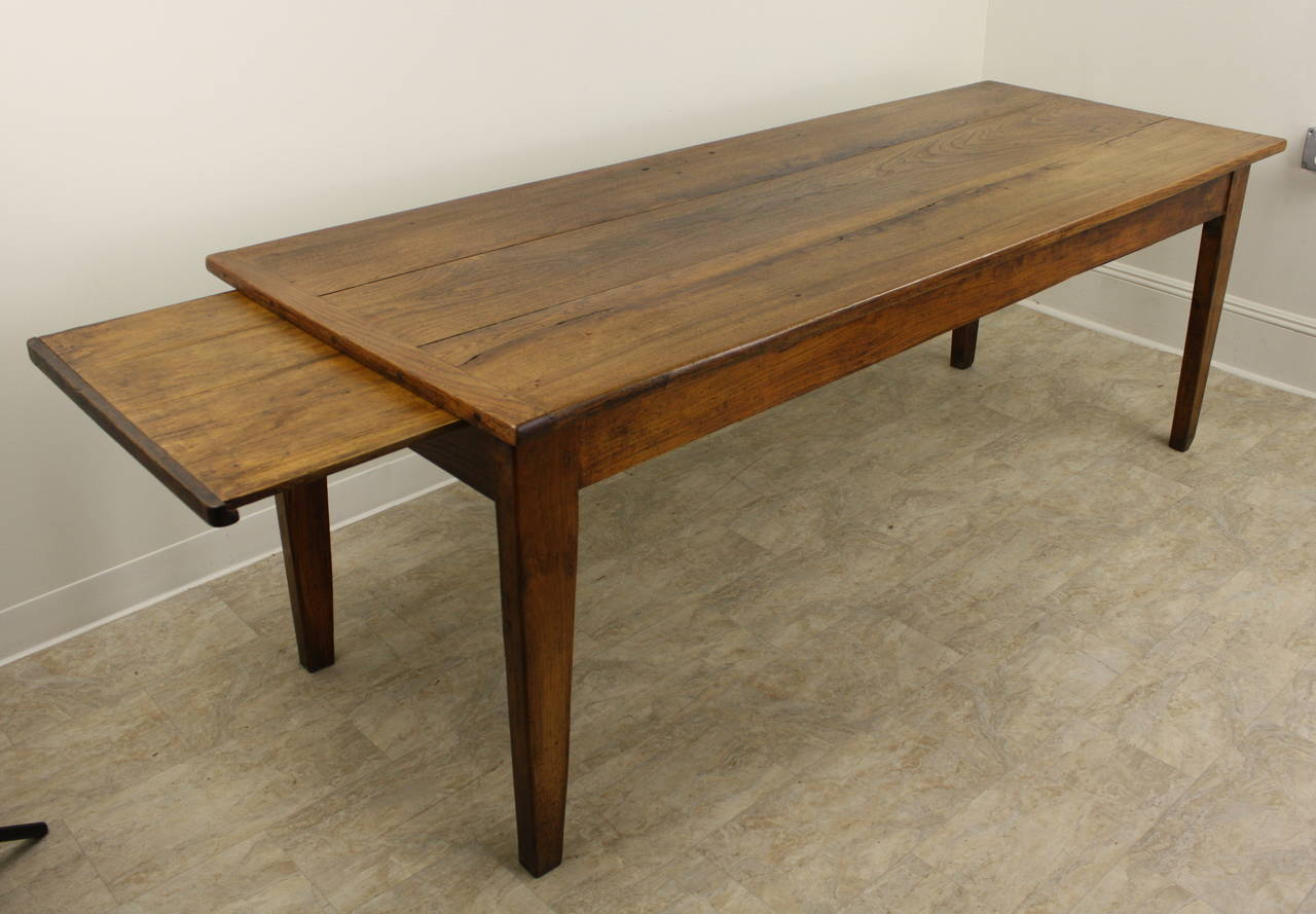 Antique French Ash Farm Table At 1stdibs