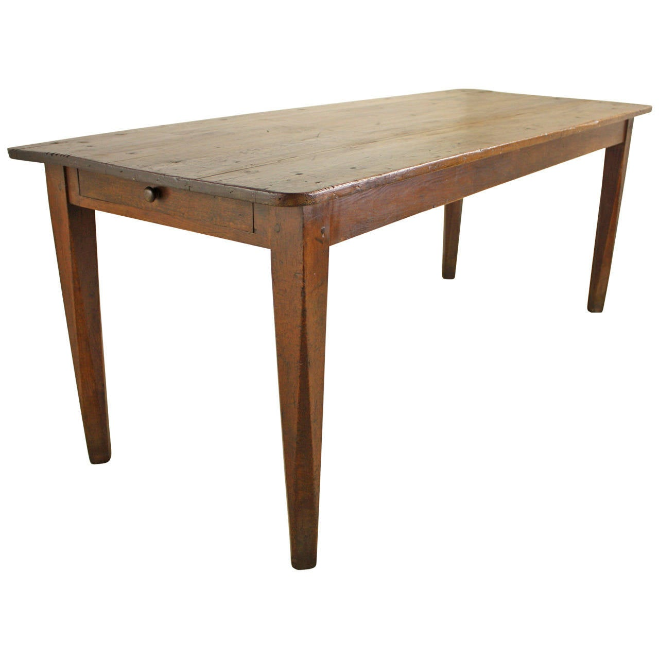 Antique French Pine Farmhouse Table at 1stdibs : 1923812l from www.1stdibs.com size 1280 x 1280 jpeg 64kB