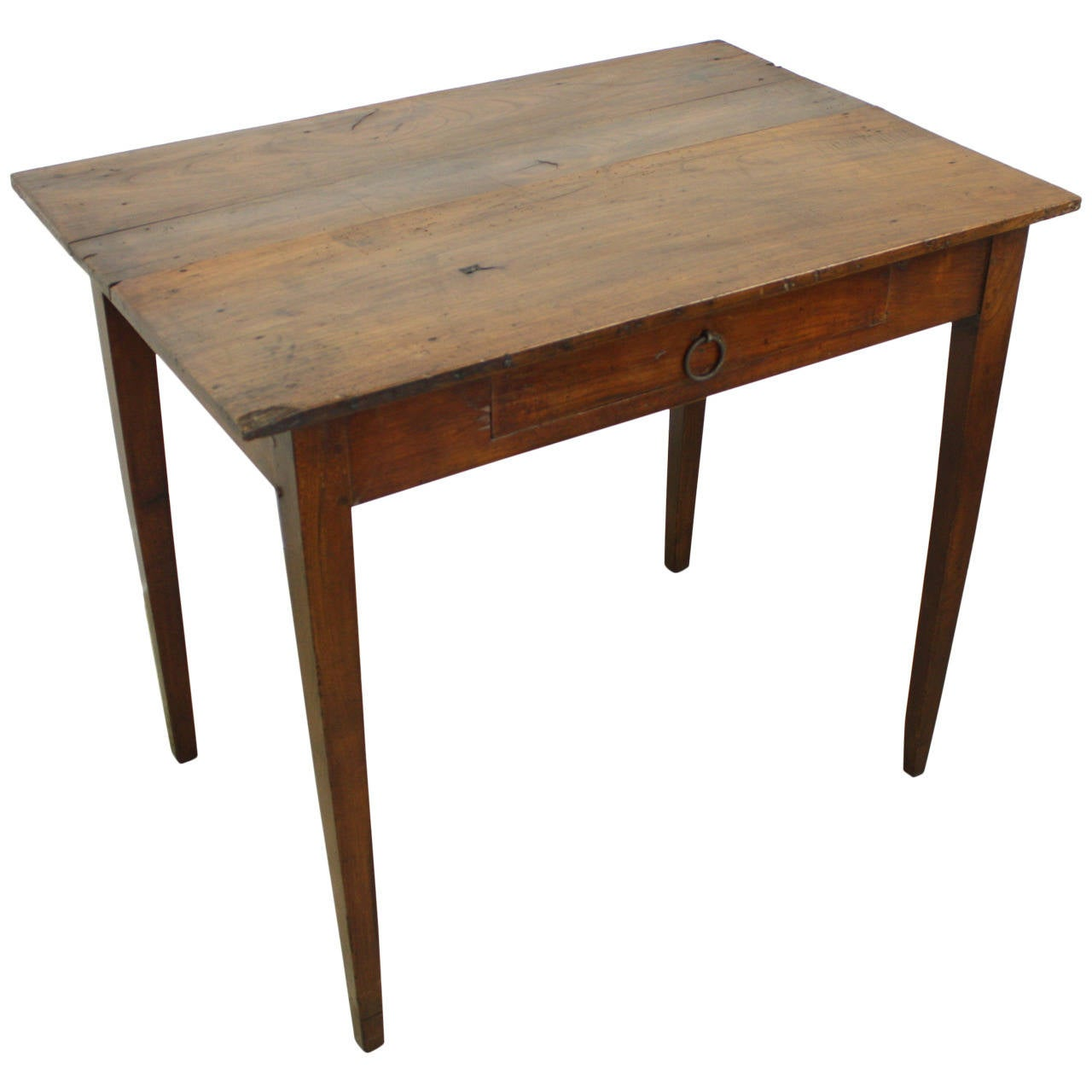Cherry Side Table ~ Antique french cherry side table for sale at stdibs