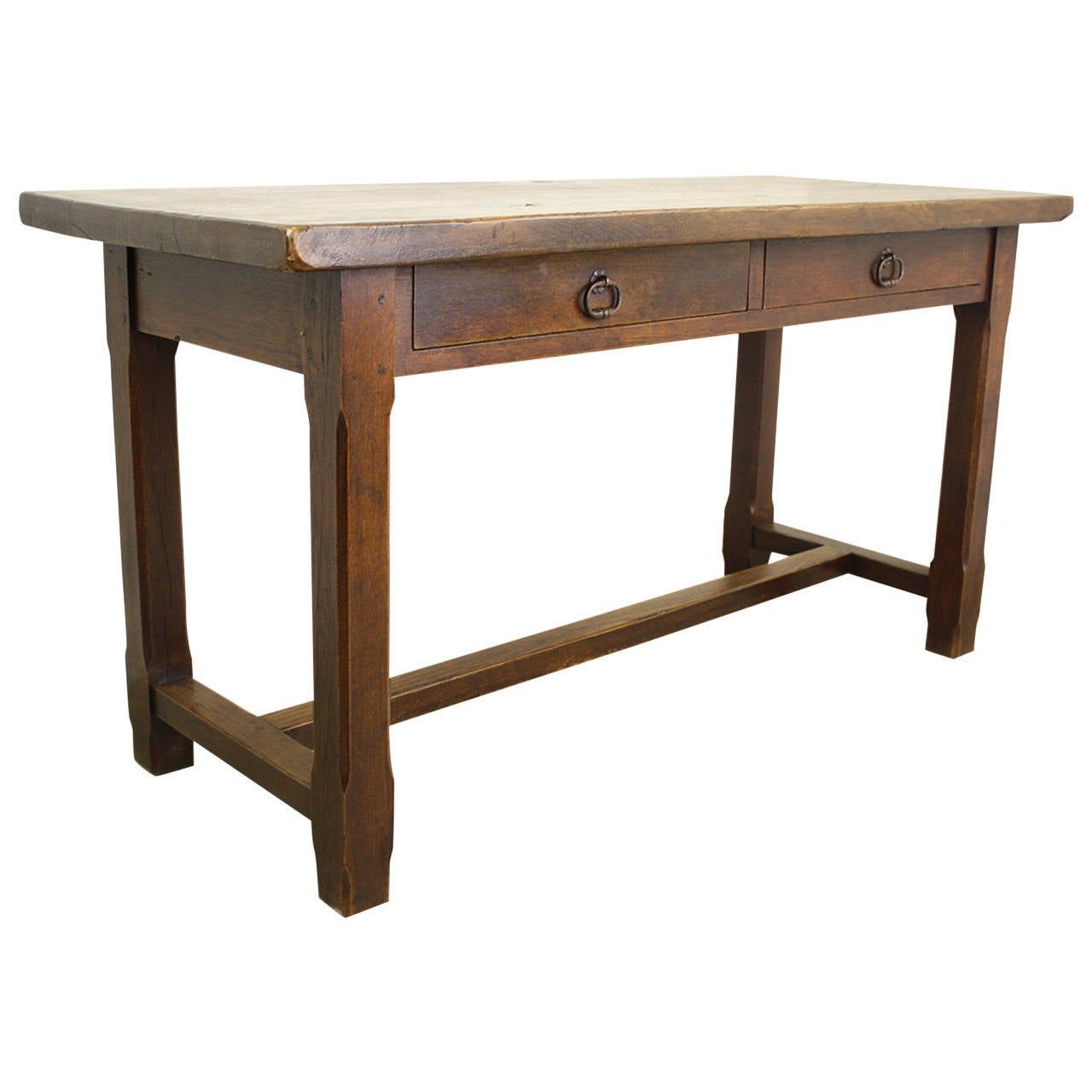 antique french oak console table at 1stdibs