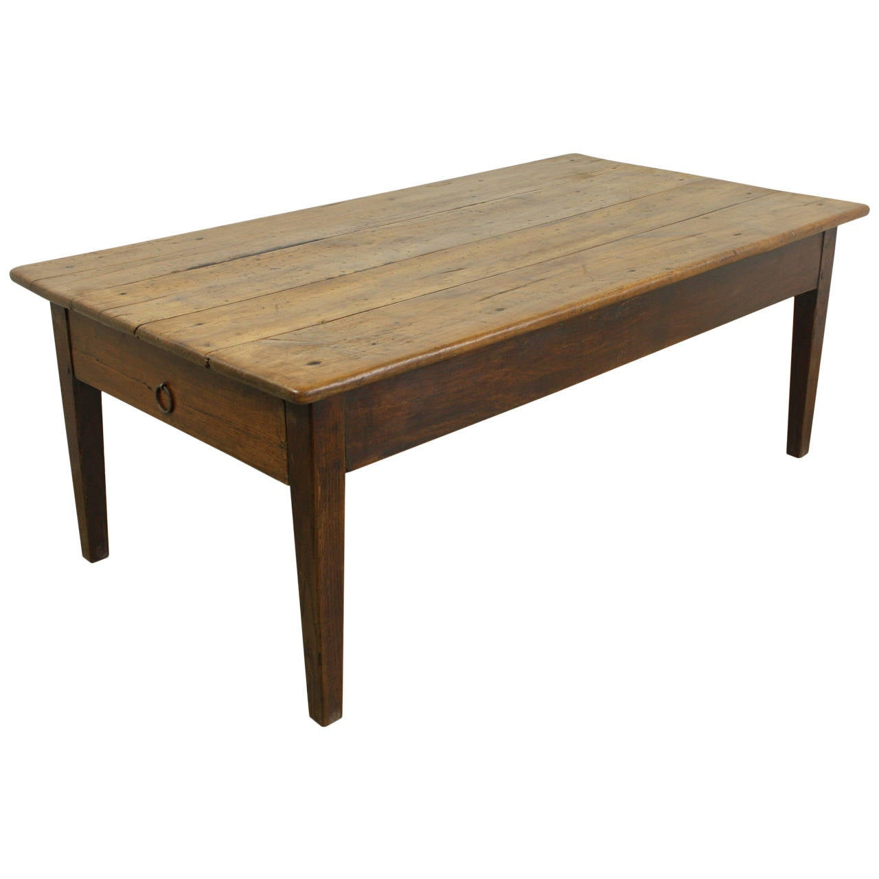 Antique french cherry coffee table at 1stdibs Coffee table cherry