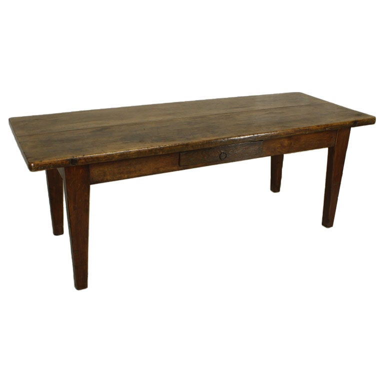 Antique French Farmhouse Table At 1stdibs