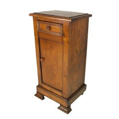 Handsome Antique French Chestnut Cabinet