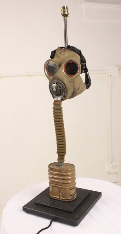 Gas Mask Contact Tables 23