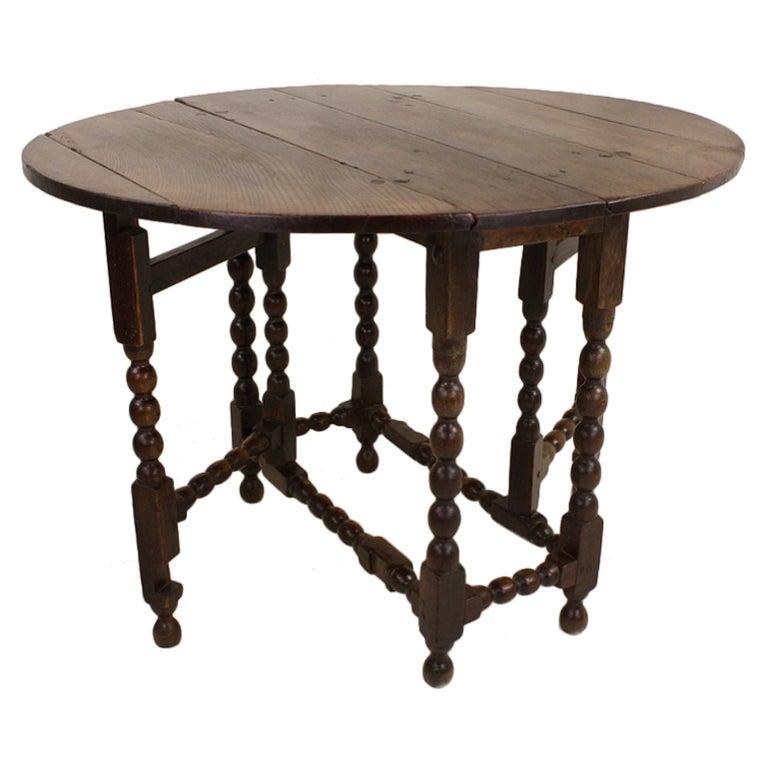 Antique English Oak Period Gateleg Table : XXX791013334770511 from 1stdibs.com size 767 x 767 jpeg 52kB