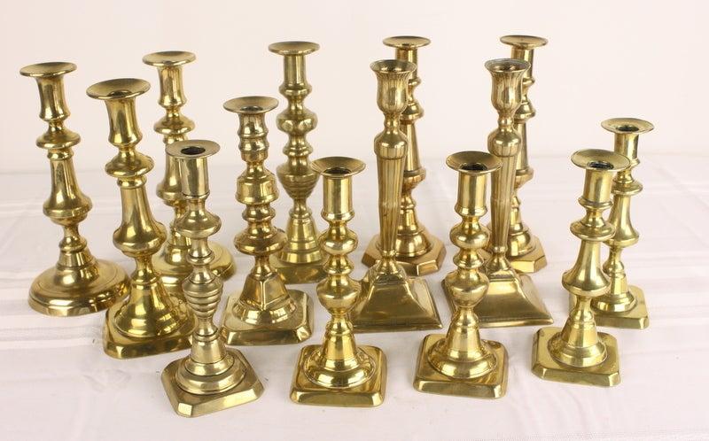 Dating antique brass candlesticks