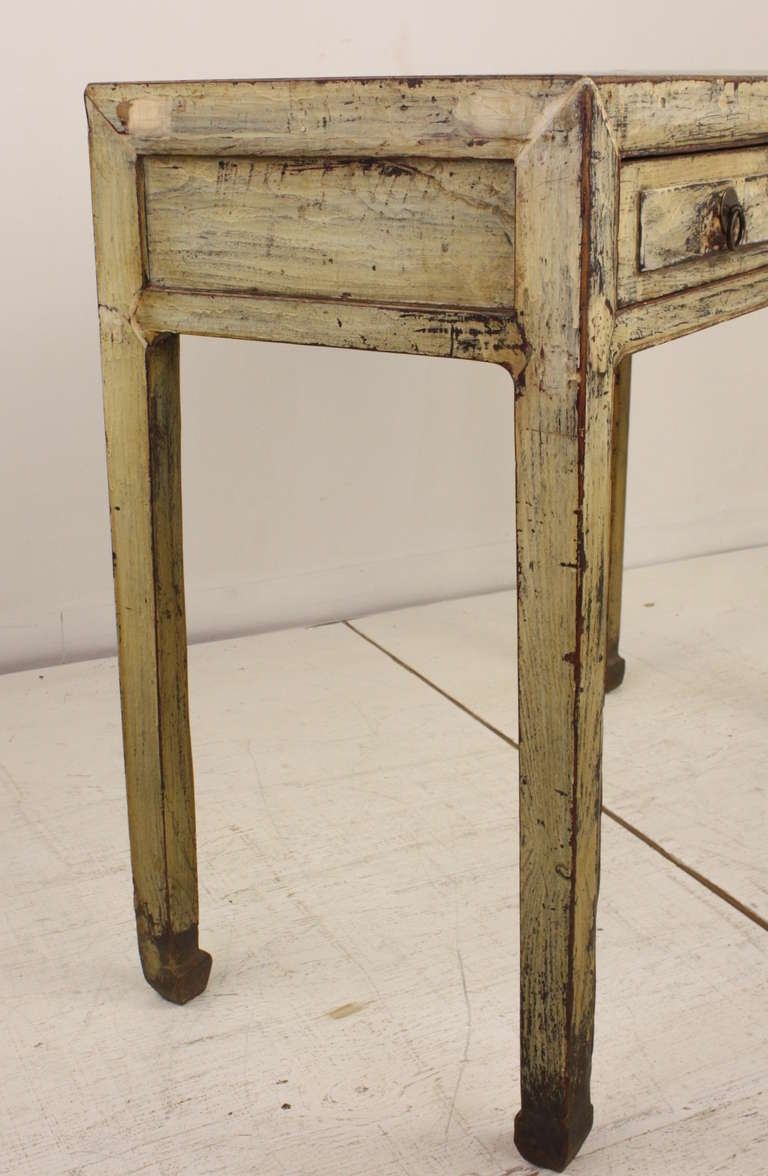 Antique chinese wood alter table at stdibs