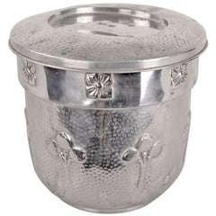Arts and Crafts English Ice Bucket
