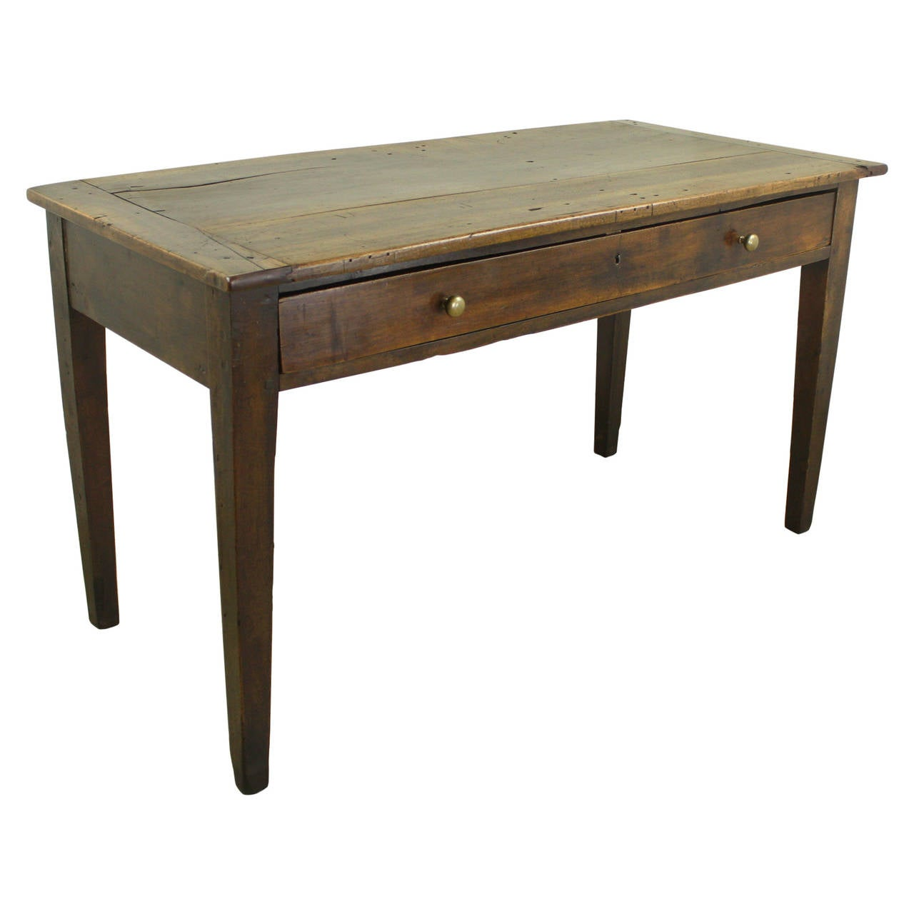 writing tables A table is an item of furniture with a flat top and one or more legs drum tables are round tables introduced for writing, with drawers around the platform.