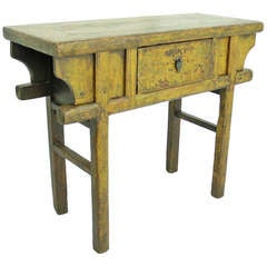 Antique Chinese Farm Console