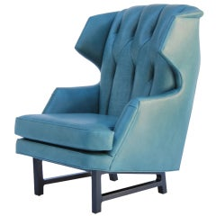 Janus Wing Chair by Edward Wormley for Dunbar