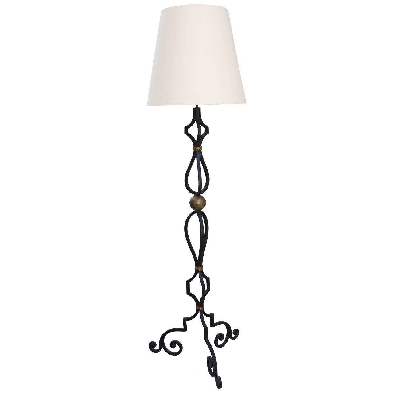 manufacturer name floor buy hansel arteriors iron lamp by natural the