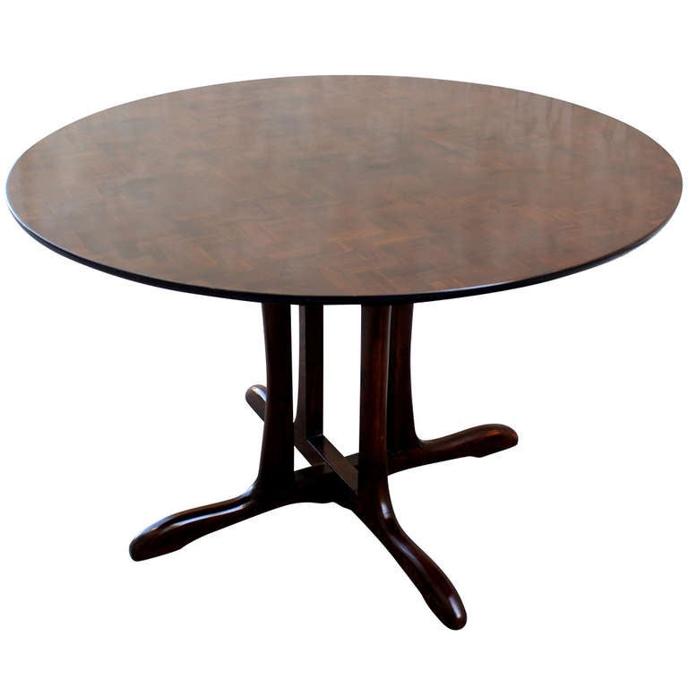 Don Shoemaker Dining Room Table