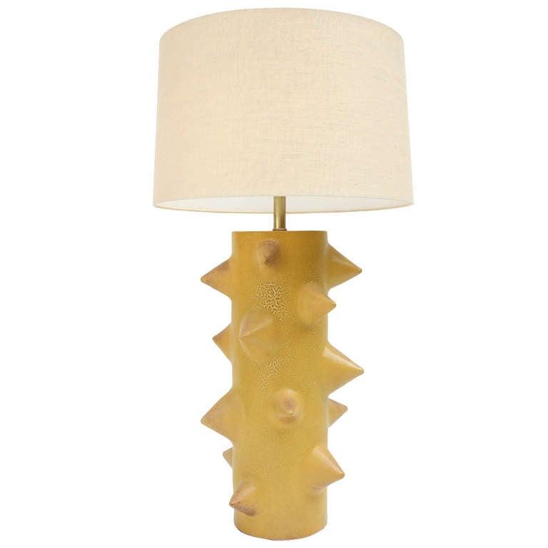 Warner Walcott Thorn Lamp For Sale