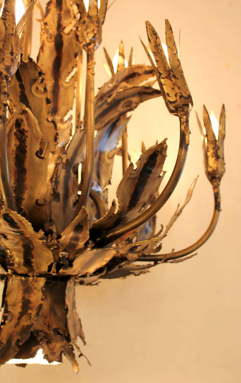 Tom Greene Brutal Chandelier 5