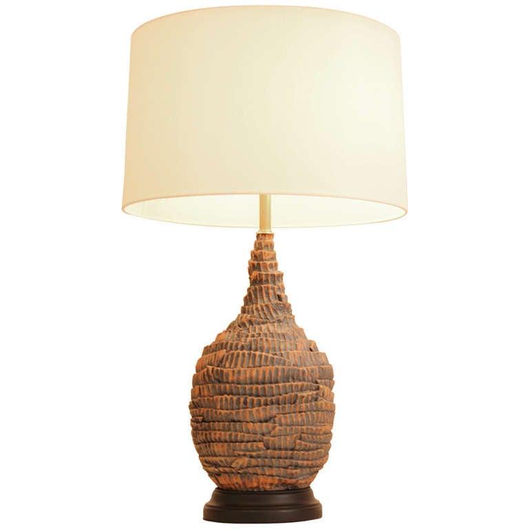 Studio Stoneware Lamp