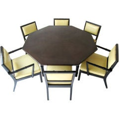 "William ""Billy"" Haines Dining Table and Chairs"