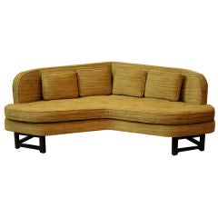 Edward Wormley for Dunbar  Cat a Corner Sofa