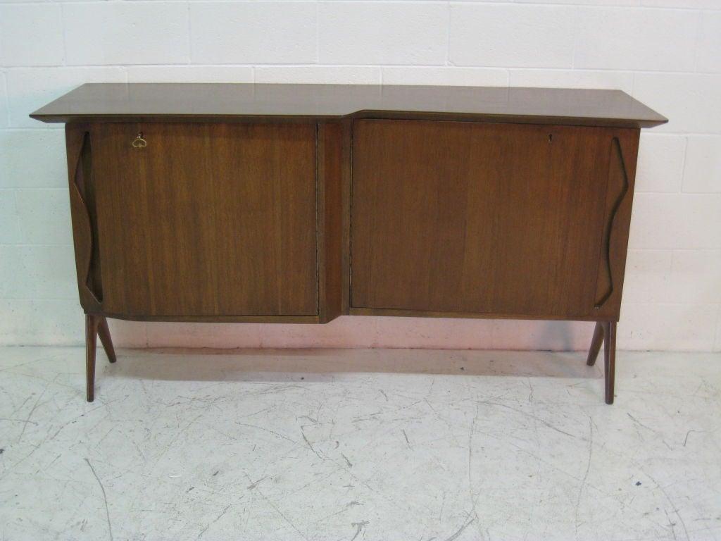 Italian Ico Parisi Cabinet, 1954 For Sale