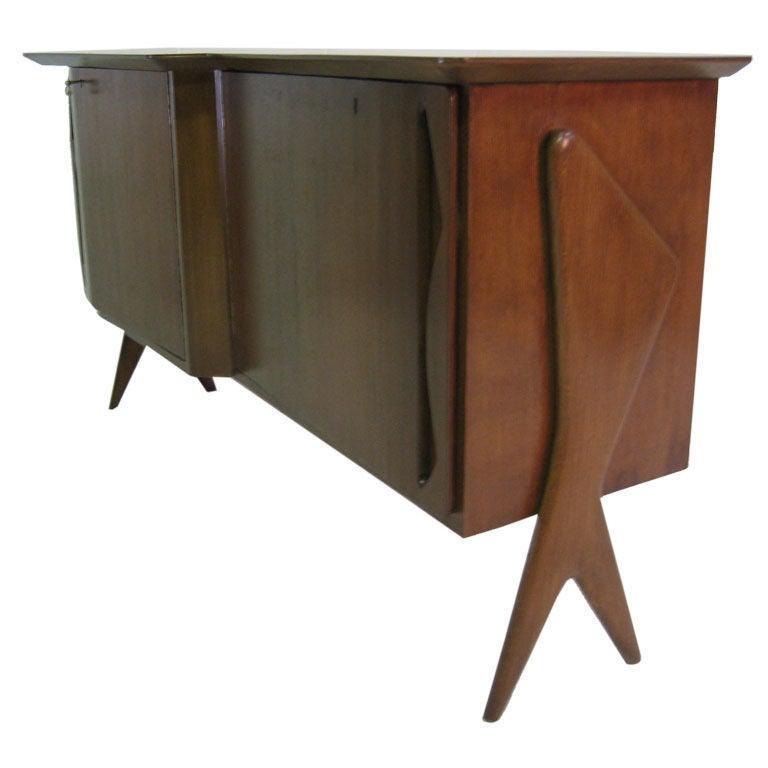 Ico Parisi Cabinet, 1954 For Sale