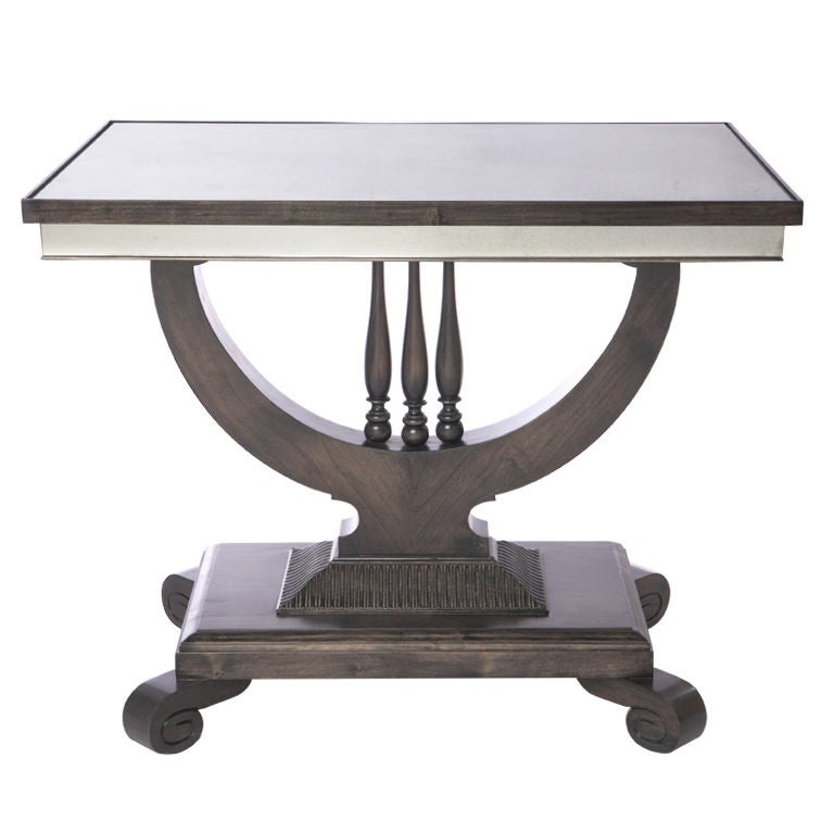 Downtown Classics Collection Lyre Table