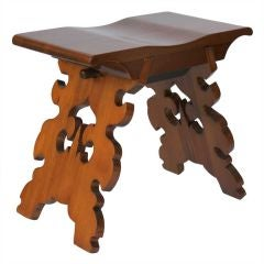 Don Shoemaker Stool