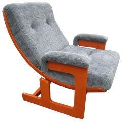 Ponti & Turchini Lounge Chair