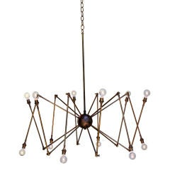 Downtown Classics Collection Daddy Long Legs Chandelier