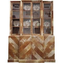 Samuel Marx Parchment Cabinet