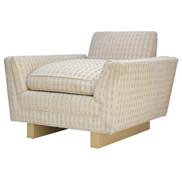 "William ""Billy Haines"" Seniah  Sled  Chair"