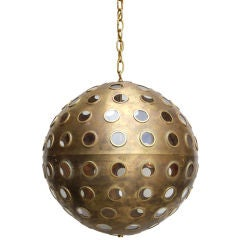 Downtown Classics Collection Luna Globe