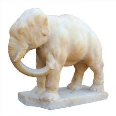 Alabaster Elephant