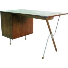 Rare Greta Grossman Desk