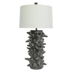 Warner Walcott Barb Lamp